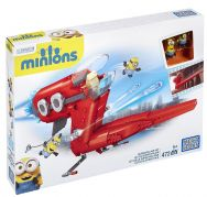 Despicable Me Minions Movie Megabloks - Supervillain Jet
